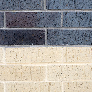 Photo of specific natural stone materials used in Katy ES 38 and 39