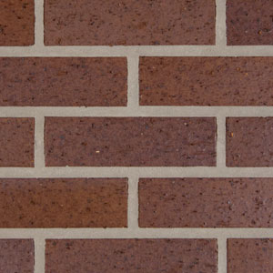 Photo of specific thin adhered brick materials used in TCF Bank Stadium