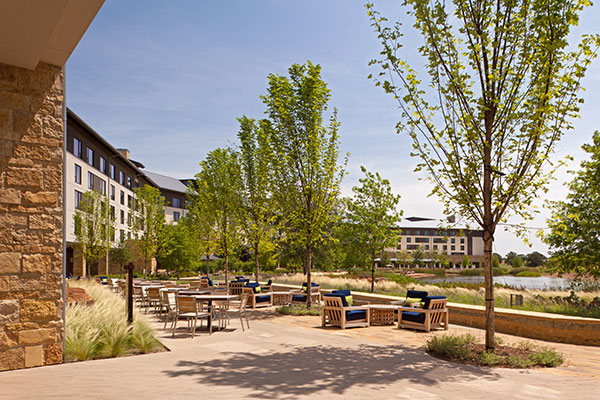 Additional project photo of Deloitte University Leadership Center