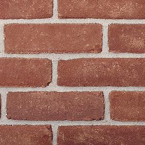 Brick color shade