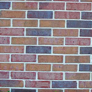 Papercut thin brick texture
