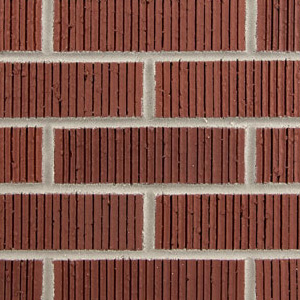 Vertical scratch thin brick texture
