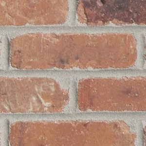Tumbled thin brick texture