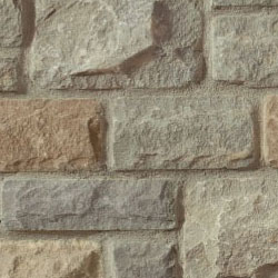 Building stone color shade