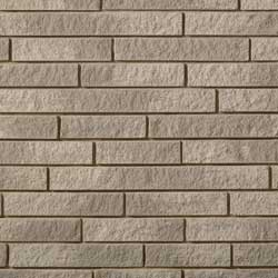 Contemporary brick color shade