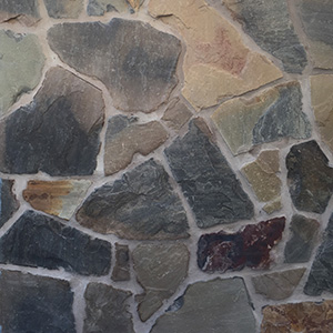 Chopped stone color shade